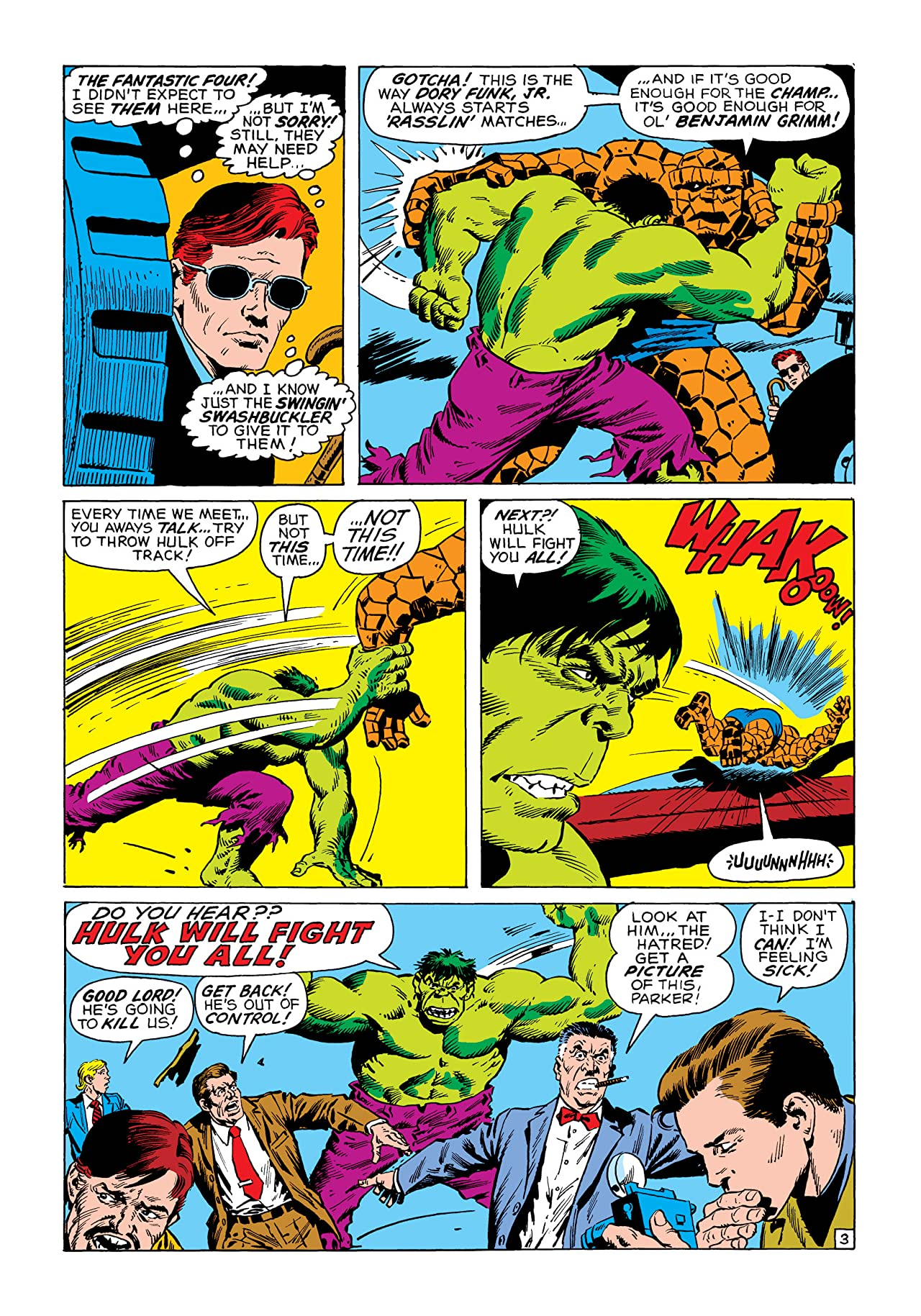 Incredible Hulk (1962-1999) #153