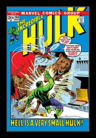 Incredible Hulk (1962-1999) #154