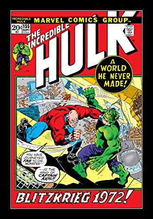 Incredible Hulk (1962-1999) #155