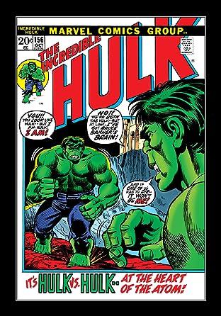 Incredible Hulk (1962-1999) #156