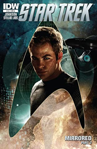 Star Trek (2011-2016) No.16