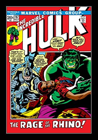 Incredible Hulk (1962-1999) #157