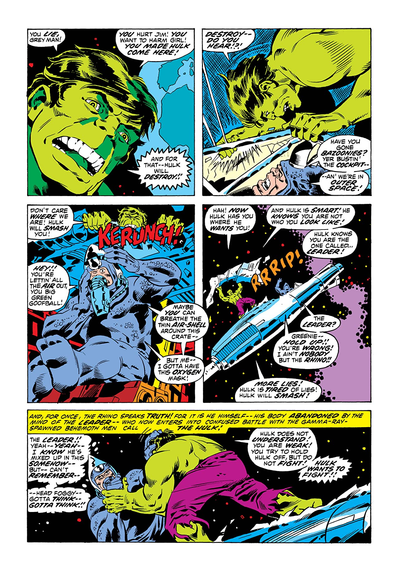 Incredible Hulk (1962-1999) #158