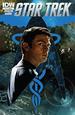 Star Trek (2011-2016) No.17