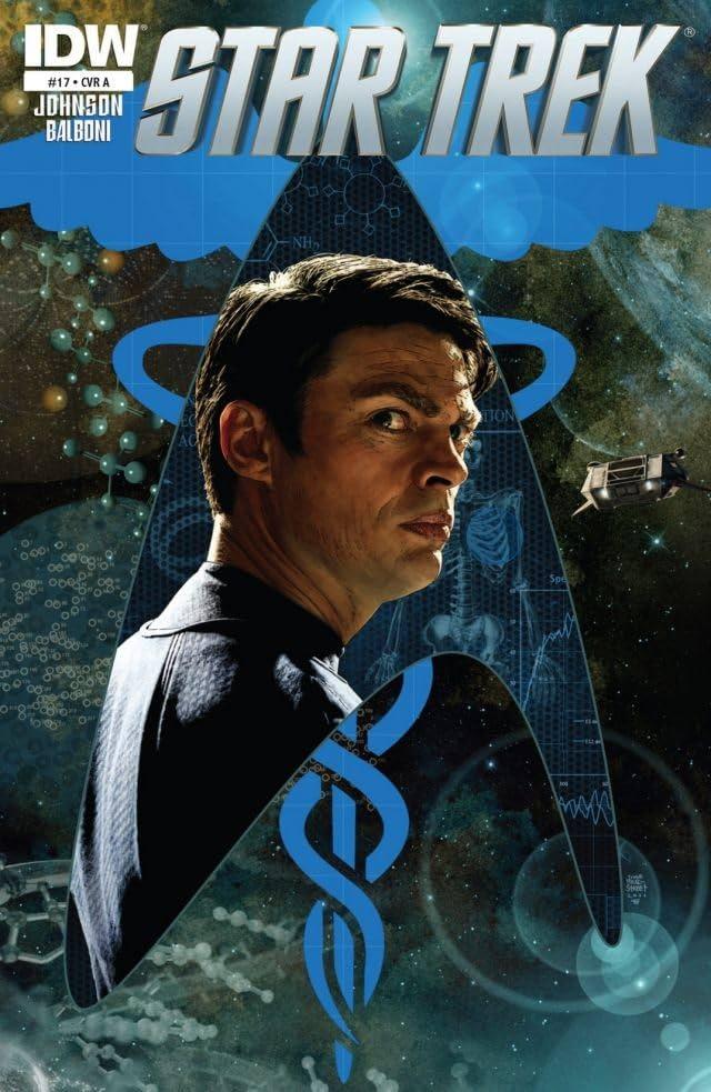 Star Trek (2011-) #17