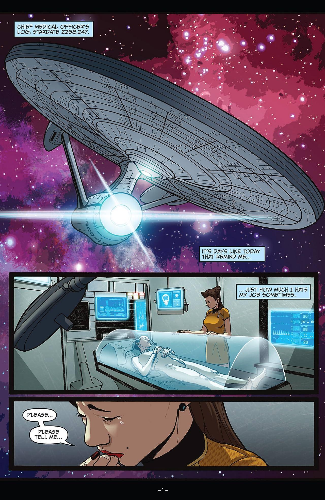Star Trek (2011-2016) #17