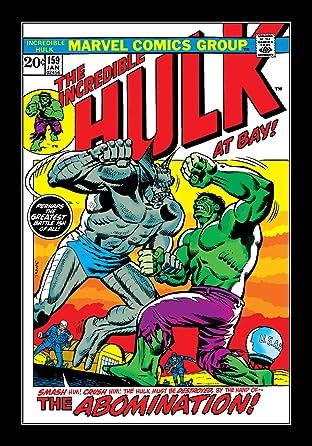 Incredible Hulk (1962-1999) #159