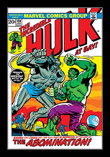 Incredible Hulk (1962-1999) #159
