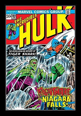 Incredible Hulk (1962-1999) #160