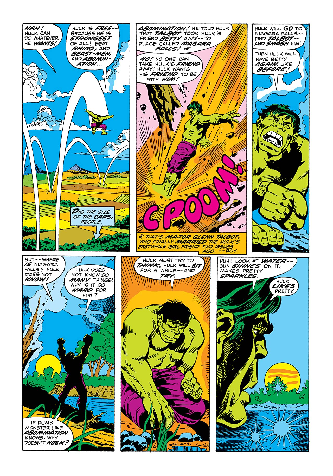 Incredible Hulk (1962-1999) #160