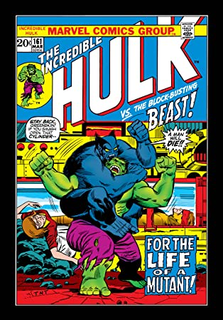 Incredible Hulk (1962-1999) #161