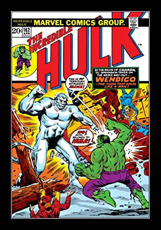 Incredible Hulk (1962-1999) #162