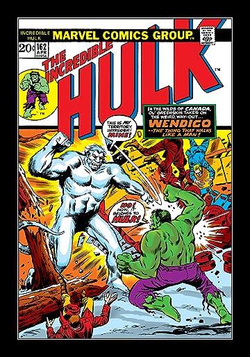 Incredible Hulk (1962-1999) #162