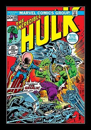 Incredible Hulk (1962-1999) #163
