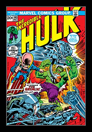 Incredible Hulk (1962-1999) #163