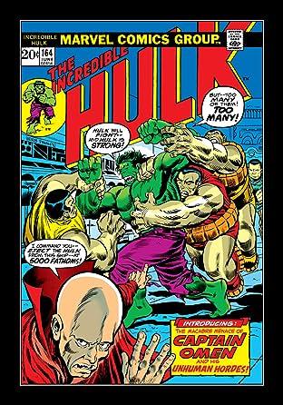 Incredible Hulk (1962-1999) #164