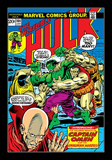 Incredible Hulk (1962-1999) #164
