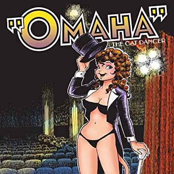 Omaha the Cat Dancer Vol. 1: Preview