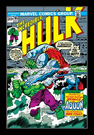 Incredible Hulk (1962-1999) #165
