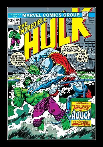 Incredible Hulk (1962-1999) #165