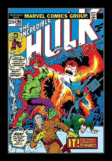 Incredible Hulk (1962-1999) #166