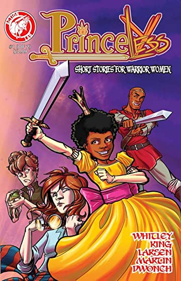 Princeless: Stories For Warrior Women #1 (of 2)