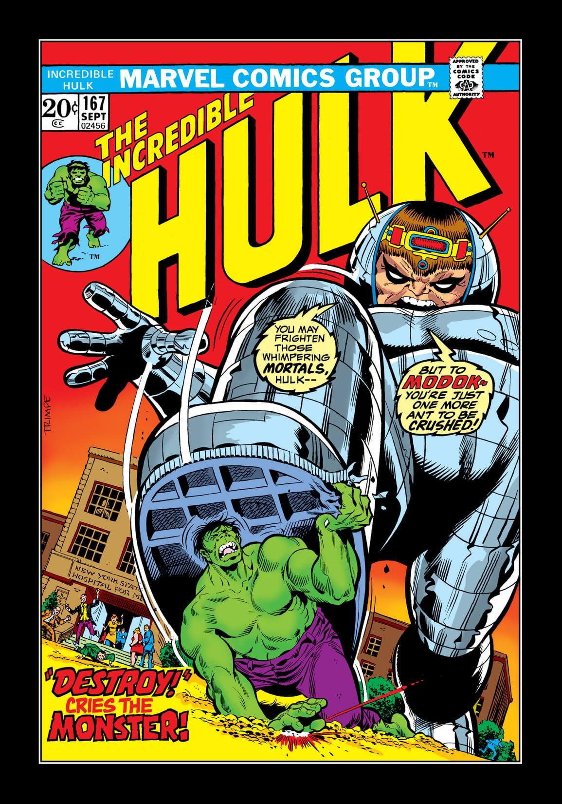 Incredible Hulk (1962-1999) #167