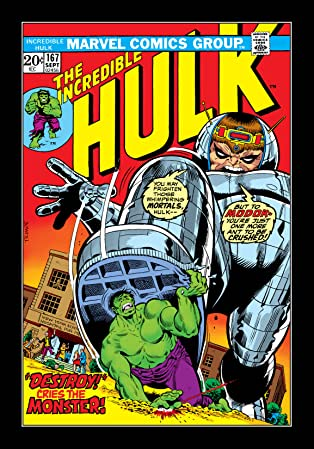 Incredible Hulk (1962-1999) #167