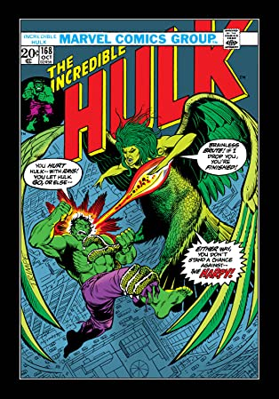 Incredible Hulk (1962-1999) #168
