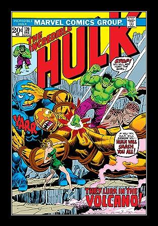 Incredible Hulk (1962-1999) #170
