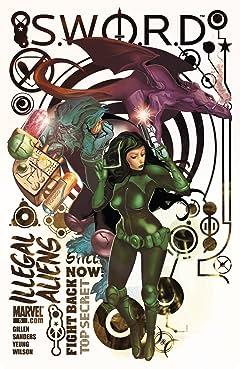 S.W.O.R.D. (2009-2010) #5