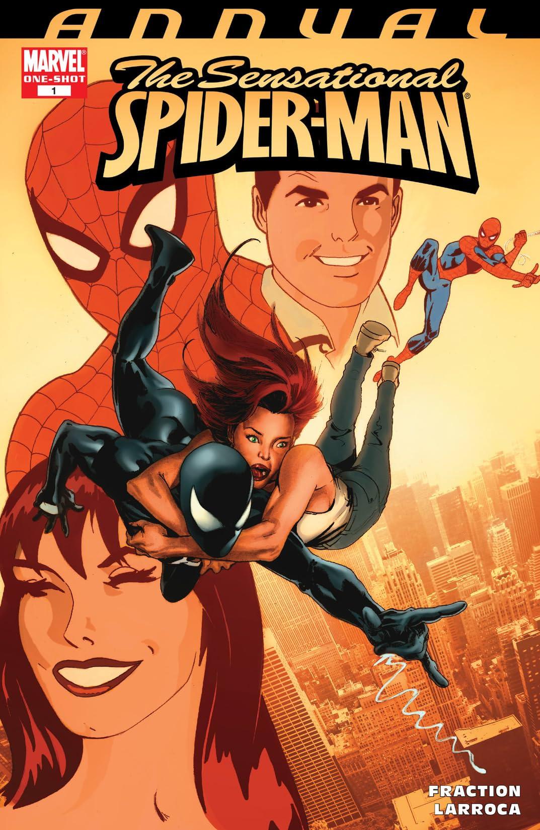 Sensational Spider-Man (2006-2007) Annual #1
