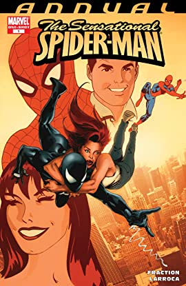 Sensational Spider-Man (2006-2007) Annual #1