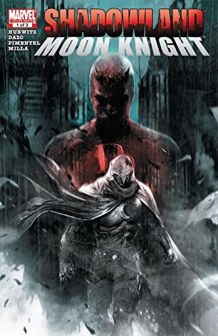 Shadowland: Moon Knight (2010) #1 (of 3)