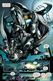 Shadowland: Moon Knight (2010) #1 (of 3)