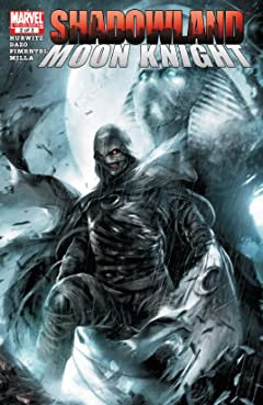 Shadowland: Moon Knight (2010) #2 (of 3)
