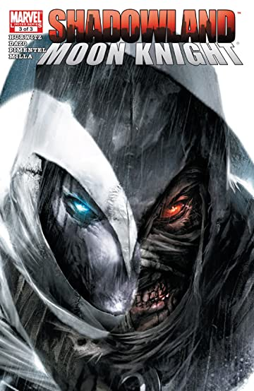Shadowland: Moon Knight (2010) #3 (of 3)