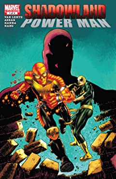 Shadowland: Power Man (2010) #1 (of 4)
