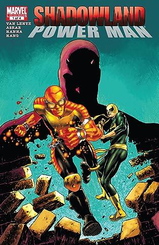 Shadowland: Power Man (2010) #1 (of 4)