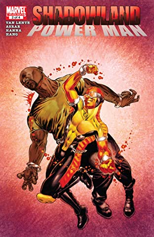 Shadowland: Power Man (2010) #2 (of 4)
