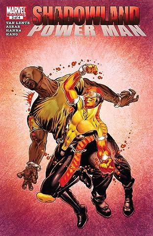 Shadowland: Power Man (2010) #2 (of 4)