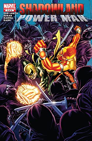 Shadowland: Power Man (2010) #3 (of 4)