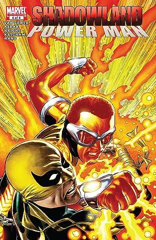 Shadowland: Power Man (2010) #4 (of 4)
