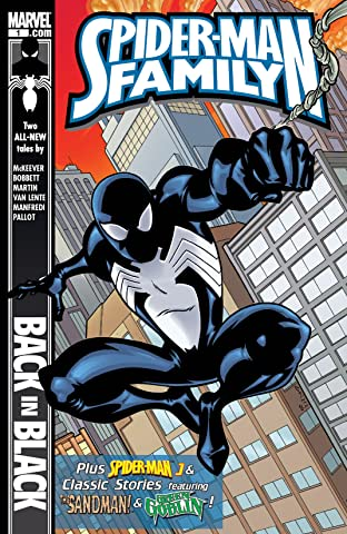 Spider-Man Family (2007-2008) #1