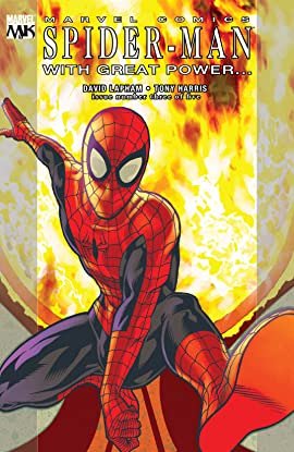 Spider-Man: With Great Power... (2008) #3