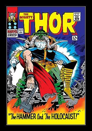 Thor (1966-1996) #127
