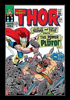 Thor (1966-1996) #128