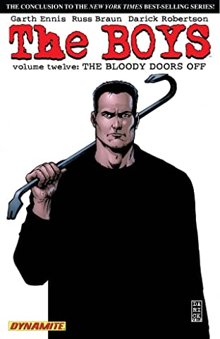 The Boys Tome 12: The Bloody Doors Off