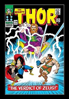 Thor (1966-1996) #129