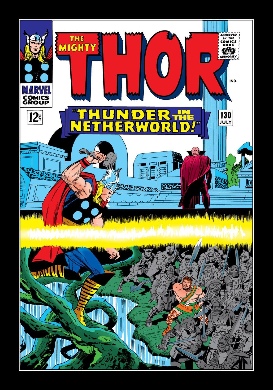 Thor (1966-1996) #130
